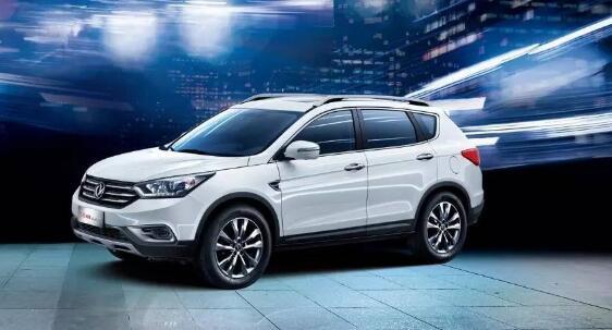 中国自主品牌中第一款能够跟合资企业产品直面竞争的,具有实力的车型.