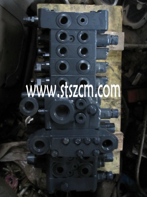 现货供应小松PC200 8主阀,分配器,广西小松挖掘机配件