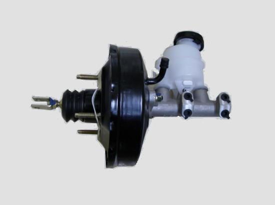爱迪尔真空助力器带刹车总泵总成 汽车配件 转向系统及配件 高清图片