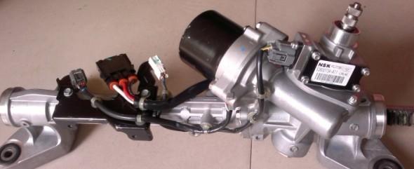 福克斯方向机 电子助力泵 三元催化器